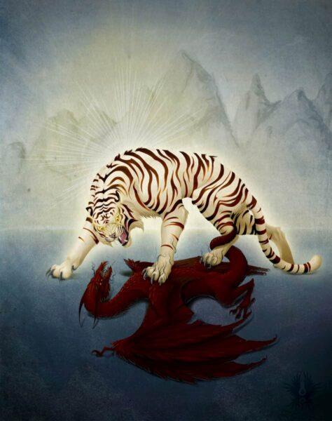 Bai Hu mitología china