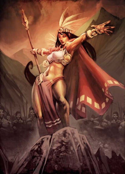 Dioses Incas mama occla