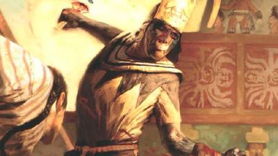 Illapa: Dios del trueno