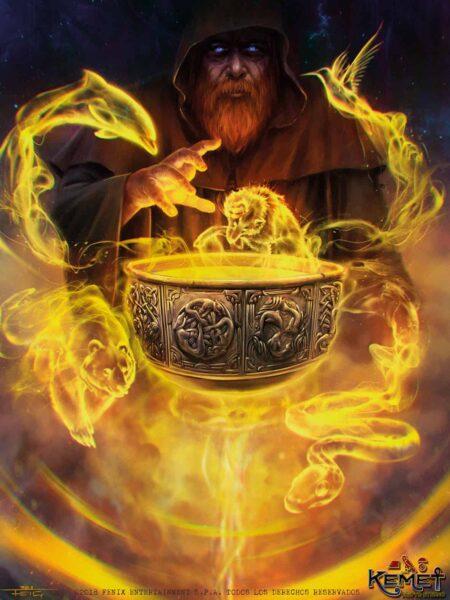 Dagdas Mitologia celta