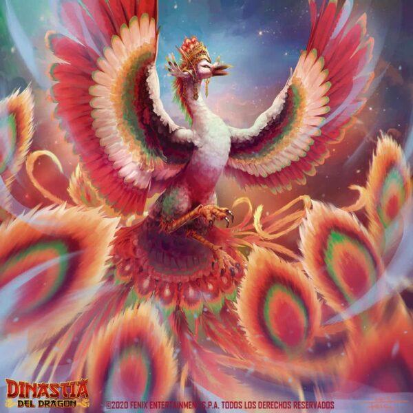 fenghuang Criatura mitologica china