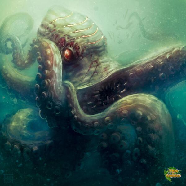 kraken criaturas mitológicas