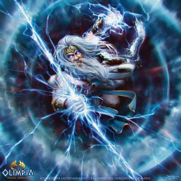 Mitologia griega Zeus