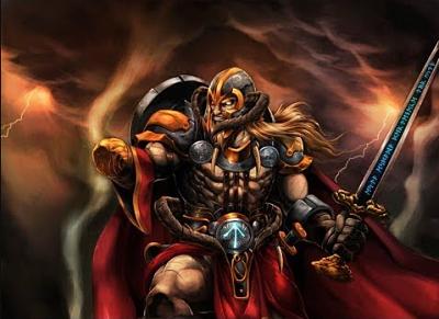 Tyr: Dios de la guerra